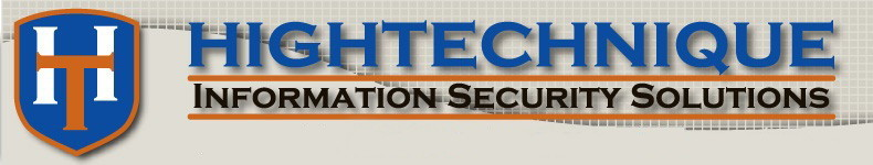 HighTechnique is an independent solutions provider exclusively focused on delivering superior Information Security solutions and services